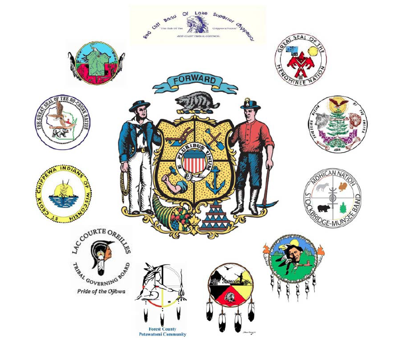 tribes of wisconsin