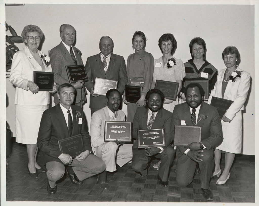 Athletics Hall of Fame Inductees