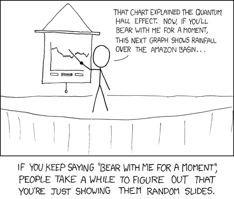 Slides comic by xkcd