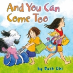 An You Can Come too book jacket