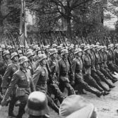 September 1939: Germany invades Poland, initiating World War II in Europe.