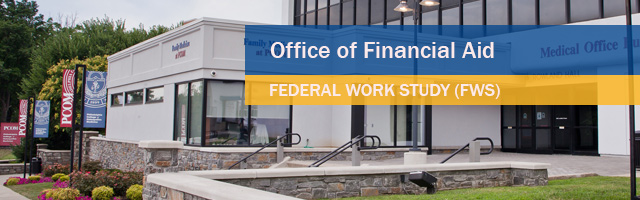 Federal Work Study