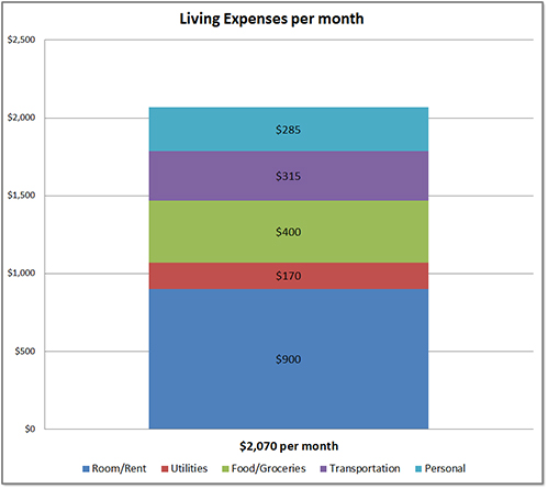 Monthly Living Expenses