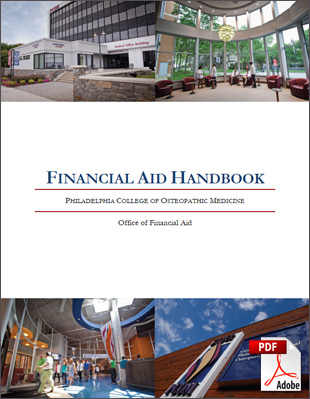 Financial Aid Handbook Cover