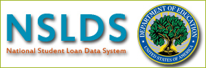NSLDS website