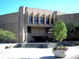 Bierce Library