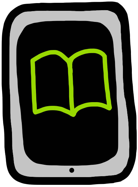 eBook/eReader icon
