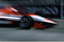 Picture of a race car