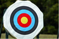 Picture of a target