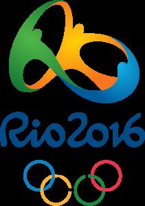 2016 Olympic Games Logo- Source: Wikipedia