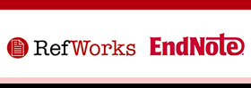 refwork and endnote logos