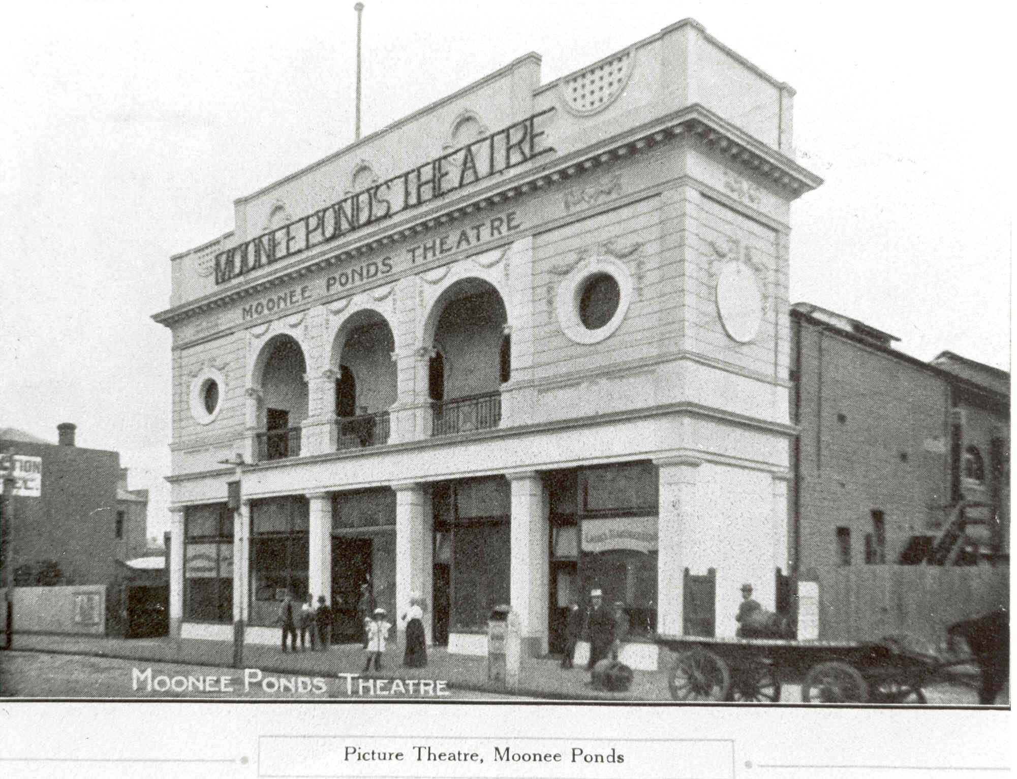 Moonee Ponds Theatre