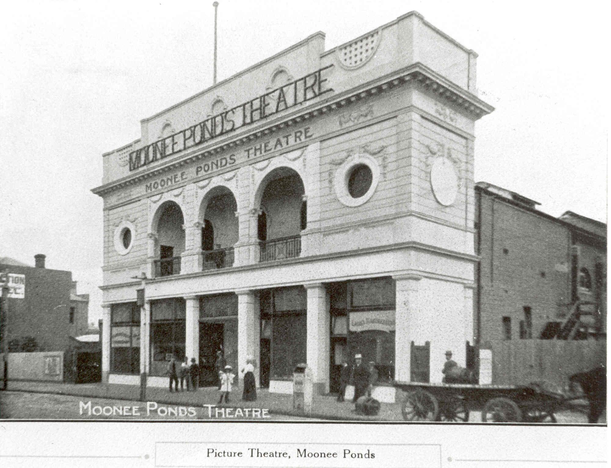 Moonee Ponds Theatre