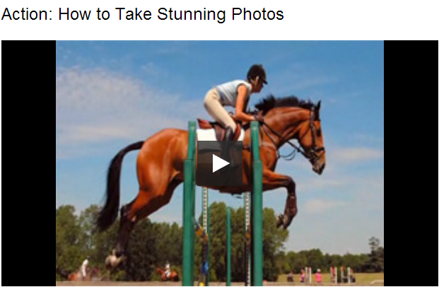 How to Take Stunning Photos