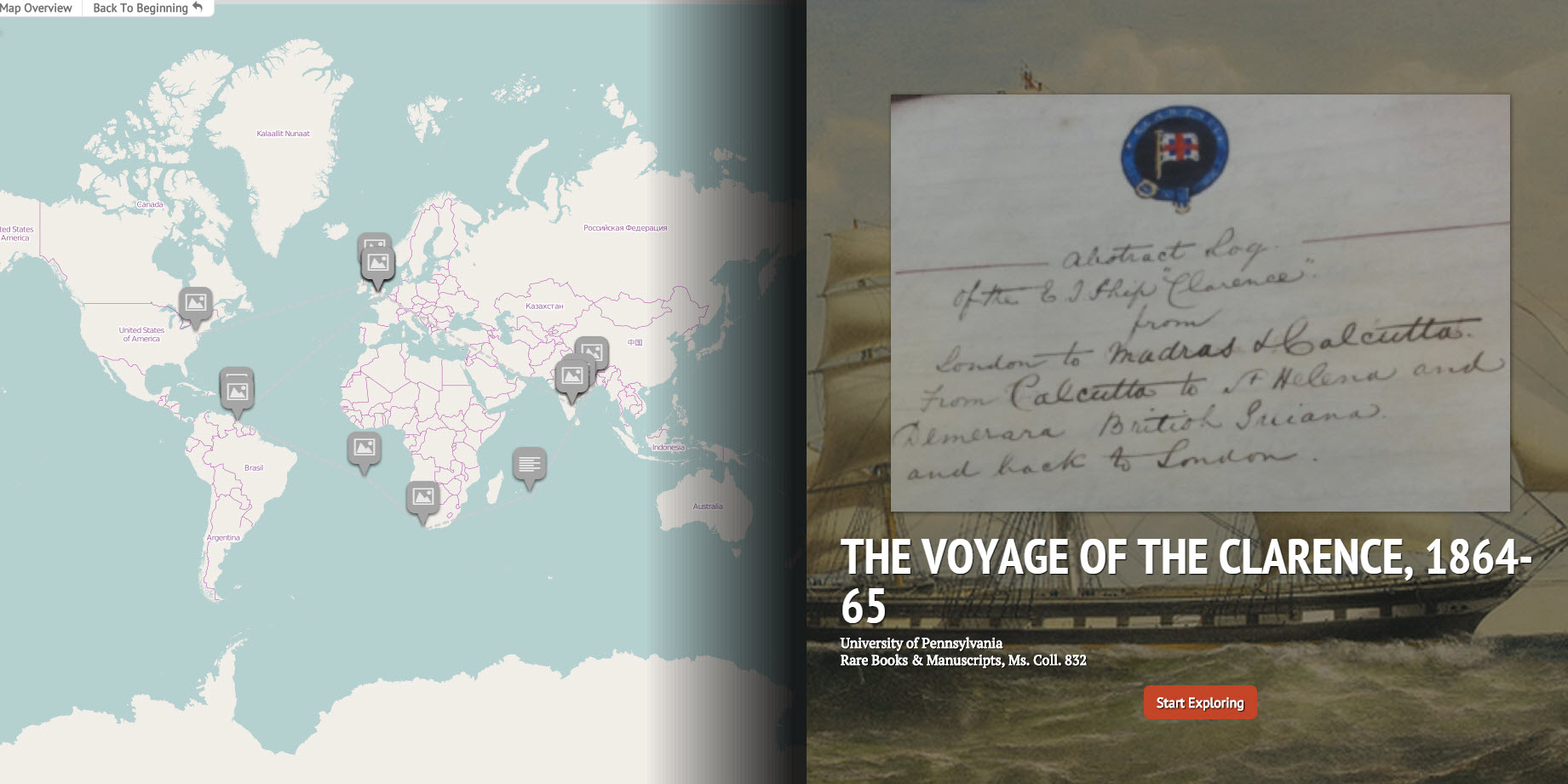 Voyage of the Clarence
