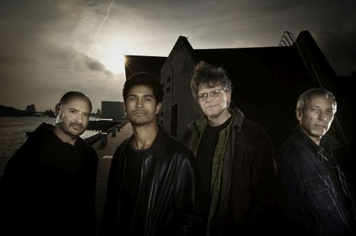 the Kronos Quartet