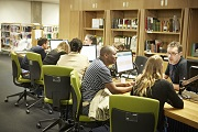 all saints library enquiry desk