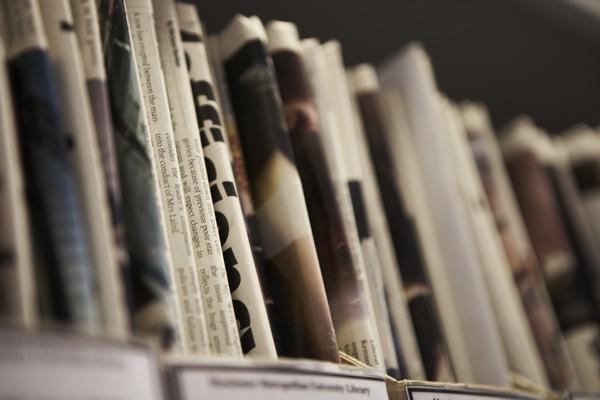 print newspapers