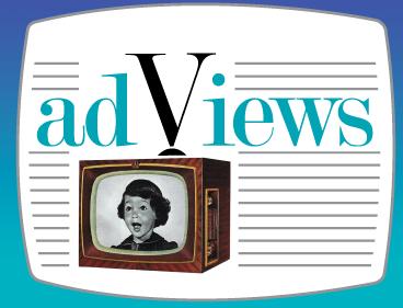 Logo for AdViews
