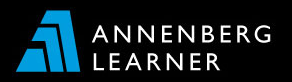 Logo for Annenberg Media