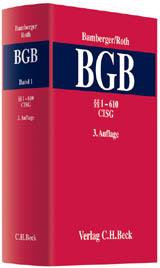 Das Burgerliche Gesetzbuch (BGB)