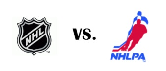 National Hockey League (Logo) vs National Hockey League Players' Association (Logo)
