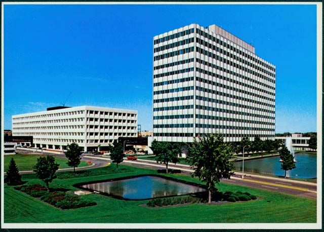 3M headquarters, Maplewood 1978