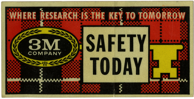 3M decal 1950-1963