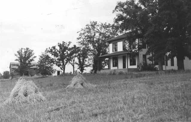 Oliver H. Kelley Home, Sherburne County, 1937