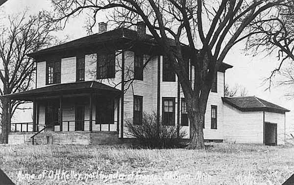 Oliver Kelley Farm 1986