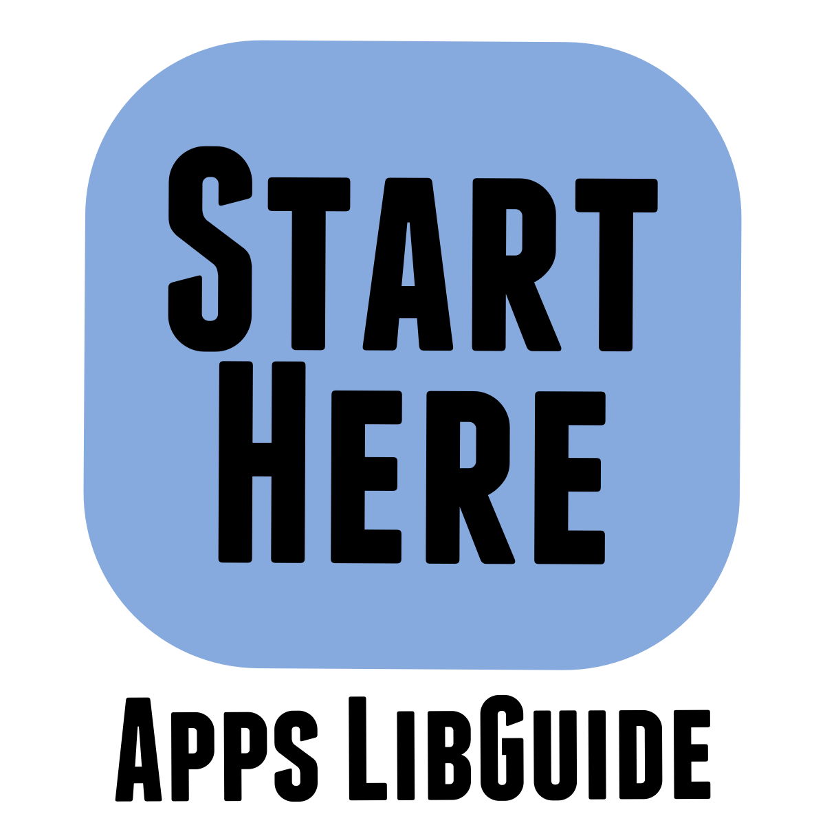 Apps LibGuide Graphic