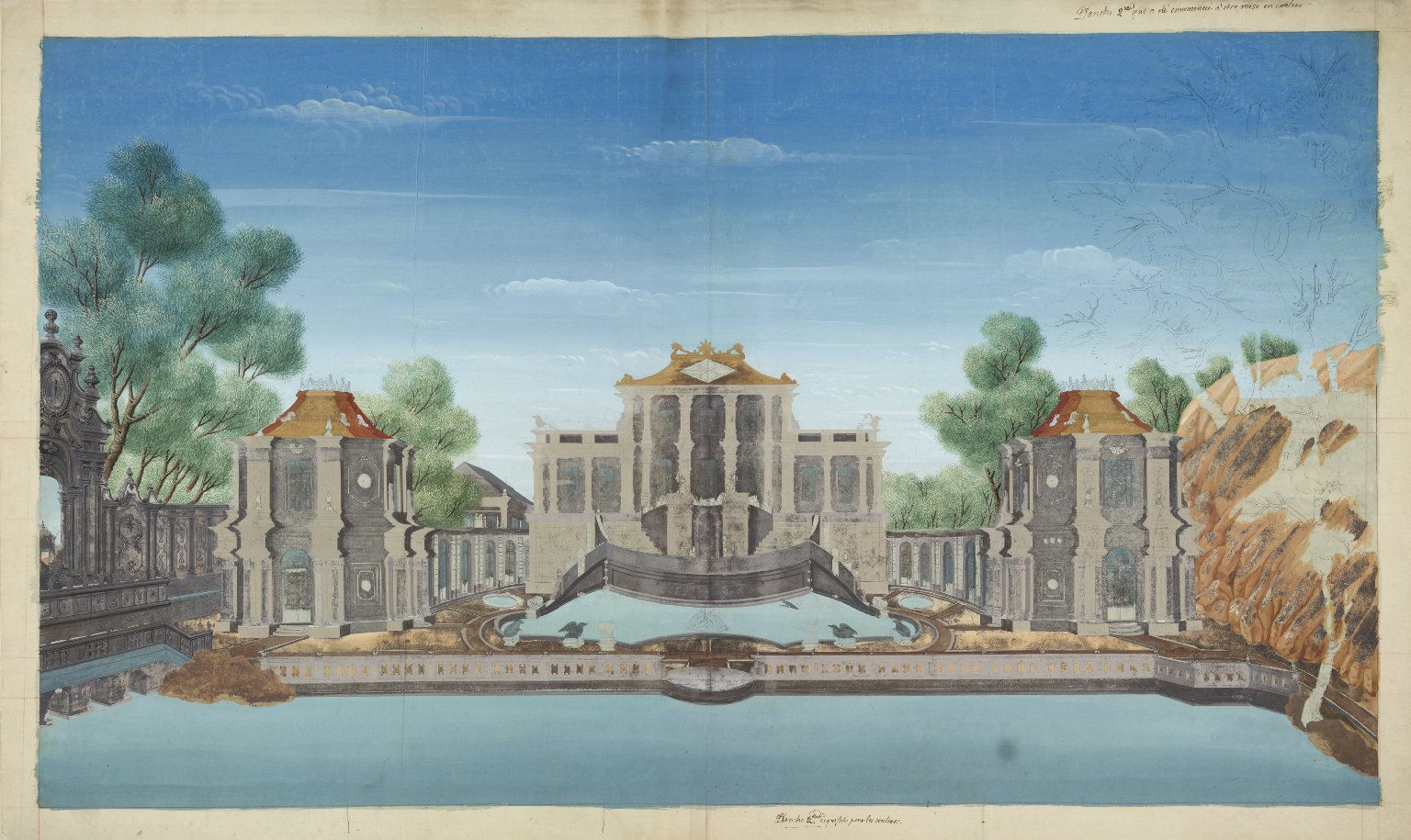 Views of the European Palaces in the Garden of Perfect Brightness