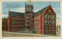 Memorial Hall - Western Seminary