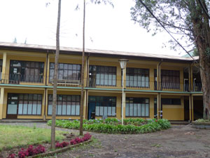 School of Pharmacy at Addis Ababa University
