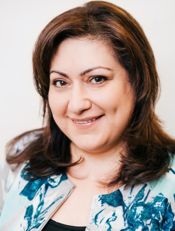 Yelena Petrosyan, PhD