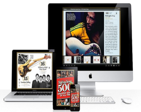 Enjoy eMagazines on your computer or portable devices!