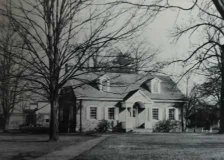 Wallkill Public Library c. 1950