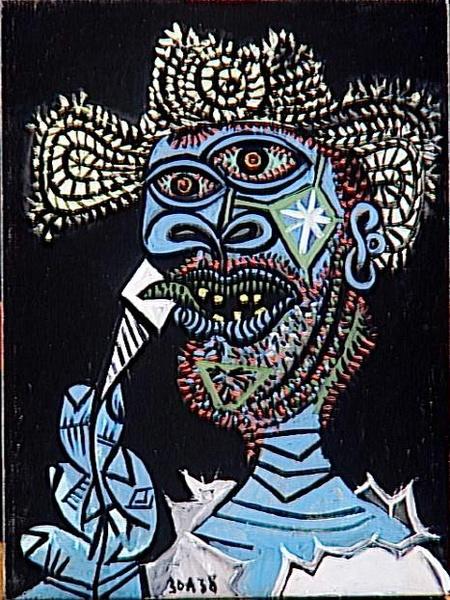 Picasso-Homme-au-chapeau
