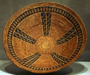 Basket, Chumash Anonymous, Nelson-Atkins Museum of Art