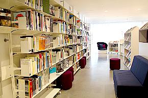 Biblioteket Konstnärligt campus