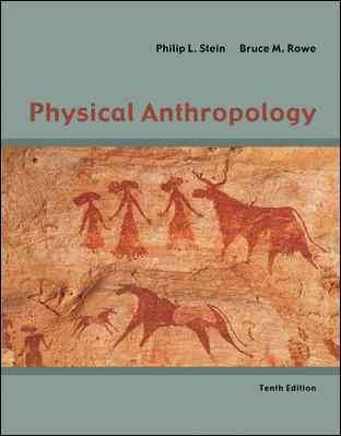 Cover of Physical Anthropology textbook