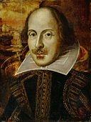 Painting of William Shakespeare