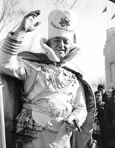 King Boreas, 1940.