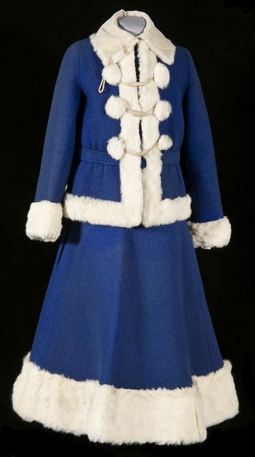 Costume, 1916.