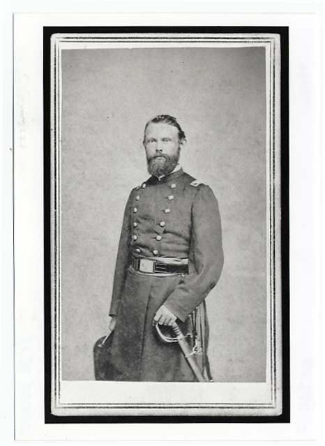 Hans Mattson, ca. 1864.
