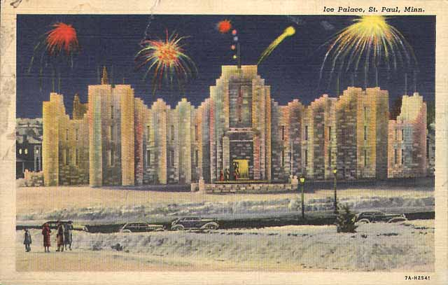 Ice Palace, 1937.
