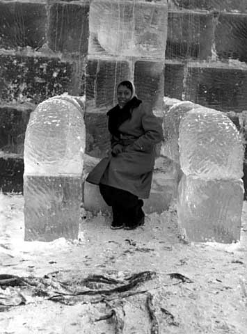 Ice Throne, 1948