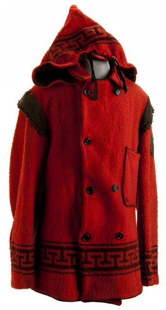 Nushka Club Coat, 1886