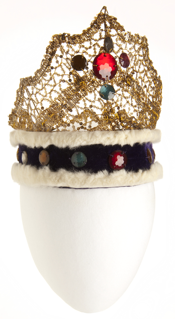Queen of Snows crown, 1938.
