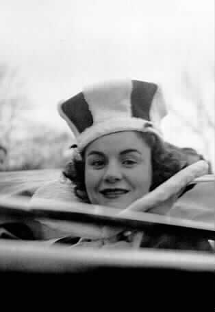 Winter Carnival Princess, 1938
